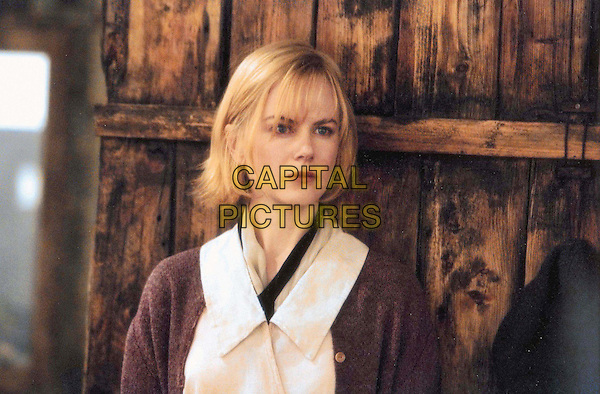 DOGVILLE               2003.NICOLE KIDMAN.Filmstill - Editorial Use Only.Ref: FB.sales@capitalpictures.com.www.capitalpictures.com.Supplied by Capital Pictures.