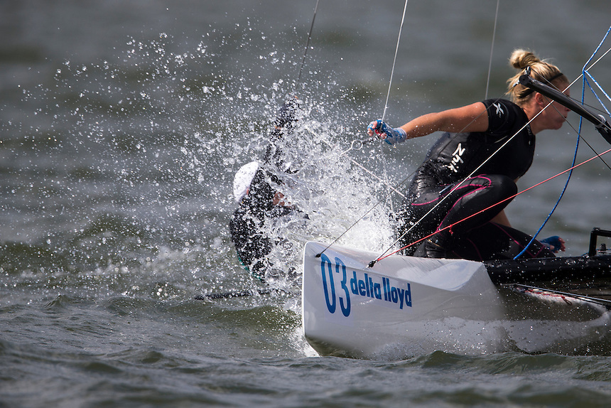 Delta Lloyd Regatta | Day 5 | Medal Race | Medemblik (NED) | Photo : Guilain GRENIER