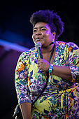 DULCE SLOAN; Live: 2018; Photo Credit: JOSH WITHERS/ATLASICONS.COM