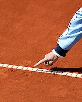 15-7-06,Scheveningen, Siemens Open, semi finals, in or out