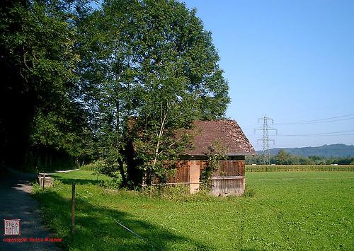 Austria landscape Vorarlberg county