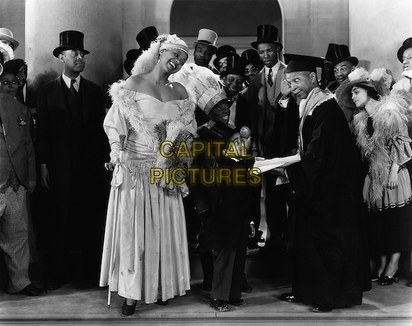ETHEL WATERS & SAMMY DAVIS JR..in Rufus Jones for President.*Filmstill - Editorial Use Only*.CAP/PLF.Supplied by Capital Pictures.