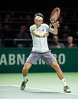 Februari 13, 2015, Netherlands, Rotterdam, Ahoy, ABN AMRO World Tennis Tournament, Sergiy Stakhovsky (UKR) <br /> Photo: Tennisimages/Henk Koster