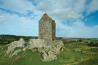 Smailholm Tower near Smailholm, Scottish Borders