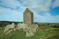 Smailholm Tower near Smailholm, Scottish Borders