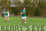 Kayleigh Cronin of Kerrry v Waterford in the LGFA National football league in Strand Road on Saturday.