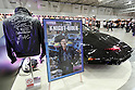 A replica of the KITT car from Knight Rider on display at the Tokyo Comic Con in Makuhari Messe International Exhibition Hall on December 2, 2016, Tokyo, Japan. Tokyo's Comic Con is part of the San Diego Comic-Con International event and is being held for the first time in Japan from December 2 to 4, 2016. (Photo by Rodrigo Reyes Marin/AFLO)