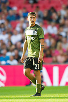 Juventus Paulo Dybala  during the pre season friendly match between Tottenham Hotspur and Juventus at White Hart Lane, London, England on 5 August 2017. Photo by Andrew Aleksiejczuk / PRiME Media Images.