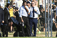 Villar Perosa (To) 17-08-2017 friendly Match Juventus A - Juventus B / foto Daniele Buffa/Image Sport/Insidefoto <br /> nella foto: Andrea Agnelli-Giuseppe Marotta