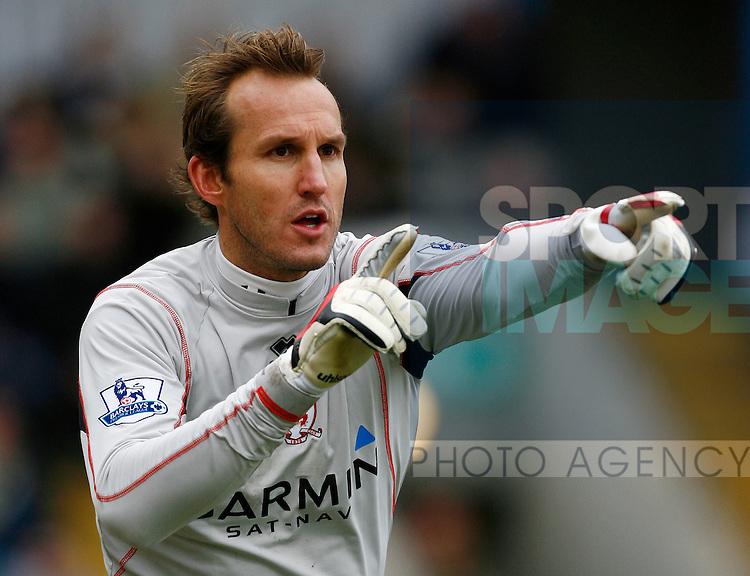 Mark Schwarzer of Middlesbrough