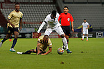 Once Caldas sigue peleando por un cupo entre los 8. Por la fecha 17, en compromiso disputado en el estadio Palogrande de Manizales, el blanco se impuso 1-0 ante las Águilas Doradas.