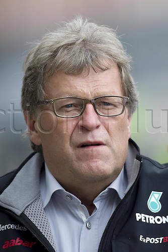 21 07 2011 Norbert Haug ger  Boss of Mercedes Benz Portrait  2011 Formula 1 grand prix from Germany at Nuerburgring
