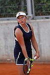 USA tennis player Kayla Day during Tennis Junior Fed Cup in Madrid, Spain. September 30, 2015. (ALTERPHOTOS/Victor Blanco)