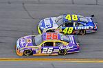 Feb 12, 2009; 2:35:50 PM; Daytona Beach, FL, USA; NASCAR Sprint Cup Series race of the Gatorade Duel at Daytona International Speedway.  Mandatory Credit: (thesportswire.net)