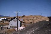 The D&amp;RGW Monero depot and surroundings.<br /> D&amp;RGW  Monero, NM