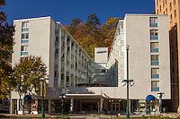 The Arristocrat Hotel Hot Springs Arkansas is now appartments.