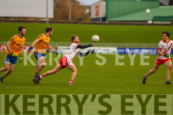 An Ghaeltacht v St Senans' in the Munster Intermediate Final in Austin Stack Park, Tralee on Sunday last.