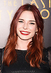 HOLLYWOOD, CA - JULY 27:  Actress Chloe Dykstra arrives at the Premiere Of Amazon Studios' 'The Last Tycoon' at the Harmony Gold Preview House and Theater on July 27, 2017 in Hollywood, California.