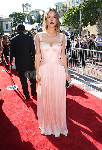 PASADENA, CA - April 30: Maria Menounos, At 44th Annual Daytime Emmy Awards Roaming At The Pasadena Civic Auditorium In California on April 30, 2017. Credit: FS/MediaPunch
