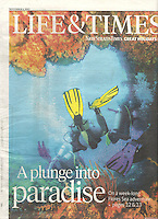 Dive Komodo (COVER STORY)
