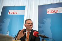 2017/11/24 Berlin | Politik | CDU-Berlin | Florian Graf