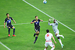 Shinji Okazaki (JPN), <br /> SEPTEMBER 1, 2016 - Football / Soccer : <br /> FIFA World Cup Russia 2018 Asian Qualifier <br /> Final Round Group B <br /> between Japan 1-2 United Arab Emirates <br /> at Saitama Stadium 2002, Saitama, Japan. <br /> (Photo by YUTAKA/AFLO SPORT)