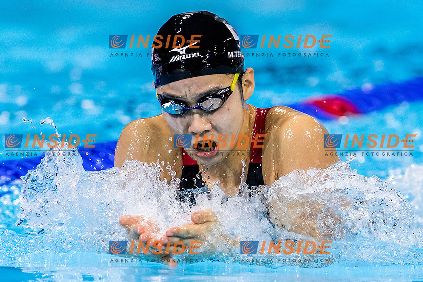 TERAMURA Miho JPN<br /> Women's 100m Breaststroke<br /> 13th Fina World Swimming Championships 25m <br /> Windsor  Dec. 9th, 2016 - Day04 Finals<br /> WFCU Centre - Windsor Ontario Canada CAN <br /> 20161209 WFCU Centre - Windsor Ontario Canada CAN <br /> Photo &copy; Giorgio Scala/Deepbluemedia/Insidefoto