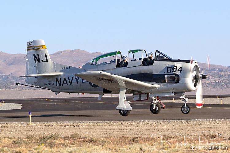North American Aviation T-28 Trojan advanced trainer