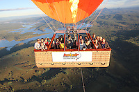 20150421 April 21 Hot Air Balloon Gold Coast