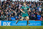 Jack Whetton of Leicester Tigers - Aviva Premiership - Leicester Tigers vs Sale Sharks - Season 2014/15 - 28th February 2015 - Photo Malcolm Couzens/Sportimage