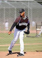Esmil Rogers / Colorado Rockies 2008 Instructional League..Photo by:  Bill Mitchell/Four Seam Images
