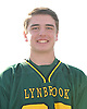 Zach LoCicero of Lynbrook poses for a portrait during the Newsday varsity boys lacrosse season preview photo shoot at company headquarters on Saturday, Mar. 26, 2016.