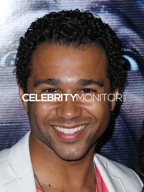 "LOS ANGELES, CA, USA - APRIL 16: Corbin Bleu at the Los Angeles Premiere Of Open Road Films' ""A Haunted House 2"" held at Regal Cinemas L.A. Live on April 16, 2014 in Los Angeles, California, United States. (Photo by Xavier Collin/Celebrity Monitor)"