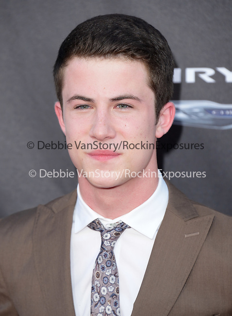 Dylan Minnette attends The Disney World Premiere of Alexander and the Terrible,Horrible,No Good, Very Bad held at The El Capitan  in Hollywood, California on October 06,2014                                                                               © 2014 Hollywood Press Agency