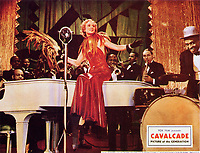 Cavalcade (1933) <br /> Lobby card<br /> *Filmstill - Editorial Use Only*<br /> CAP/MFS<br /> Image supplied by Capital Pictures