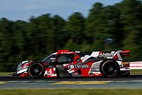 #4 ANSA Motorsports, Ligier JS P3, LMP3: Dean Baker (M), Zacharie Robichon