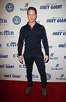 LOS ANGELES, CA - NOVEMBER 7: Josh Dallas, at Photo Op For Hulu's 'Obey Giant at the The Theatre at Ace Hotel in Los Angeles, California on November 7, 2017. <br /> CAP/MPI/FS<br /> &copy;FS/MPI/Capital Pictures