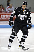 Andy Balysky (PC - 33) is announced as a starter. - The Boston University Terriers defeated the visiting Providence College Friars 6-1 on Friday, January 20, 2012, at Agganis Arena in Boston, Massachusetts.