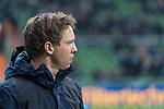 13.01.2018, Weser Stadion, Bremen, GER, 1.FBL, Werder Bremen vs TSG 1899 Hoffenheim, im Bild<br /> <br /> Julian Nagelsmann (1899 Hoffenheim #Trainer)<br /> <br /> Foto &copy; nordphoto / Kokenge