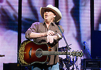 Alan Jackson performs on his 25th Anniversary Tour at Verizon Theatre on Friday Night.(Special to the Star-Telegram/Rachel Parker)