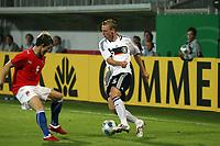 Felix Bastians (D) gegen Lukas Vacha (TCH)<br /> Deutschland vs. Tschechien, U21 EM-Qualifikation *** Local Caption *** Foto ist honorarpflichtig! zzgl. gesetzl. MwSt. Auf Anfrage in hoeherer Qualitaet/Aufloesung. Belegexemplar an: Marc Schueler, Alte Weinstrasse 1, 61352 Bad Homburg, Tel. +49 (0) 151 11 65 49 88, www.gameday-mediaservices.de. Email: marc.schueler@gameday-mediaservices.de, Bankverbindung: Volksbank Bergstrasse, Kto.: 151297, BLZ: 50960101