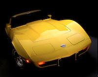 A 1970's Corvette.