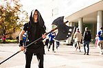 _E1_2535<br /> <br /> 1610-85 GCI Halloween Costumes<br /> <br /> October 31, 2016<br /> <br /> Photography by: Nathaniel Ray Edwards/BYU Photo<br /> <br /> &copy; BYU PHOTO 2016<br /> All Rights Reserved<br /> photo@byu.edu  (801)422-7322<br /> <br /> 2535
