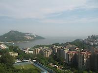 View from Hong Kong Island