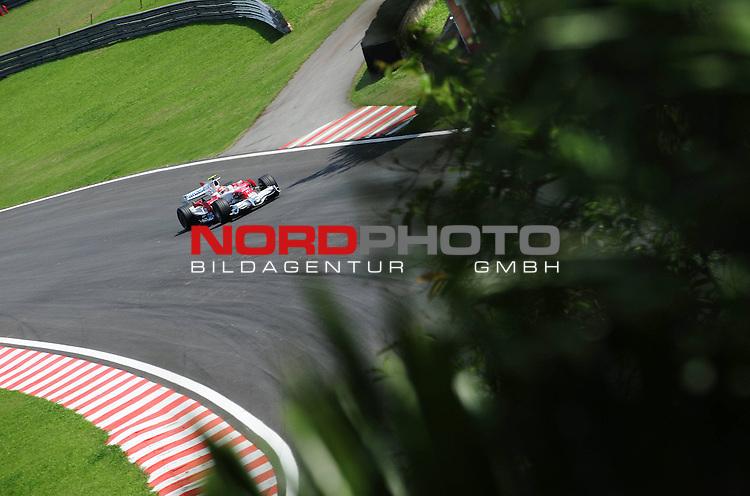 Timo Glock (GER), Toyota Racing