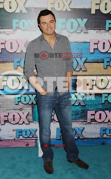 WEST HOLLYWOOD, CA - JULY 23: Seth MacFarlane arrives at the FOX All-Star Party on July 23, 2012 in West Hollywood, California. / NortePhoto.com<br /> <br /> **CREDITO*OBLIGATORIO** *No*Venta*A*Terceros*<br /> *No*Sale*So*third* ***No*Se*Permite*Hacer Archivo***No*Sale*So*third*©Imagenes*con derechos*de*autor©todos*reservados*. /eyeprime