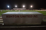 Ashton United v Ramsbottom United 12/01/2016