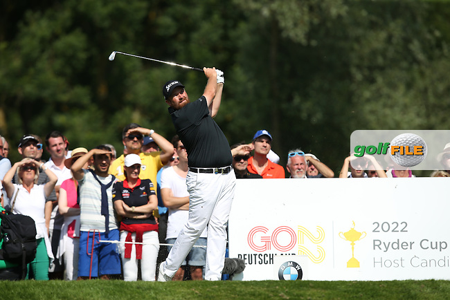 Shane Lowry (IRL) on the 12th during Round Two of the 2015 BMW International Open at Golfclub Munchen Eichenried, Eichenried, Munich, Germany. 26/06/2015. Picture David Lloyd | www.golffile.ie
