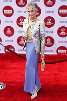 "HOLLYWOOD, LOS ANGELES, CA, USA - APRIL 10: Tippi Hedren at the 2014 TCM Classic Film Festival - Opening Night Gala Screening of ""Oklahoma!"" held at TCL Chinese Theatre on April 10, 2014 in Hollywood, Los Angeles, California, United States. (Photo by David Acosta/Celebrity Monitor)"