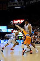 Vives vs C&aacute;rdenas &amp; Chagoyen<br /> Liga Endesa ACB - 2014/15<br /> J6<br /> Valencia Basket vs Rio Natura Monbus Obradoiro